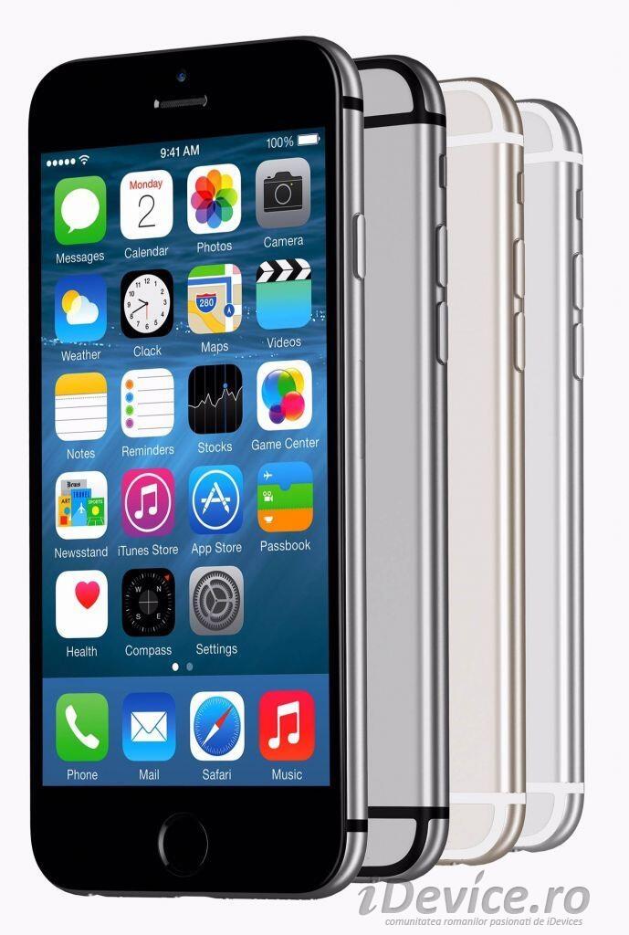 iPhone 6 con - iDevice.ro