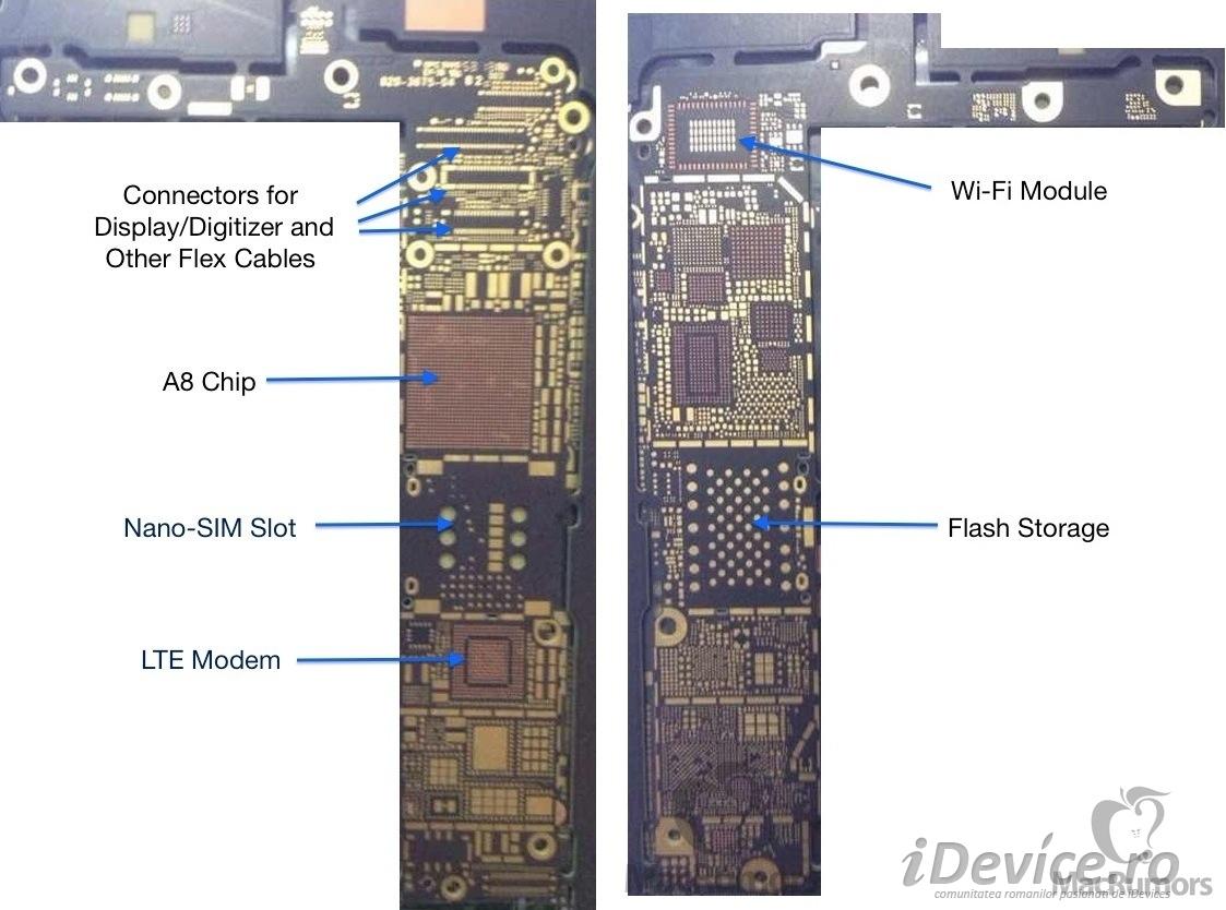 iPhone 6 placa de baza - iDevice.ro 4
