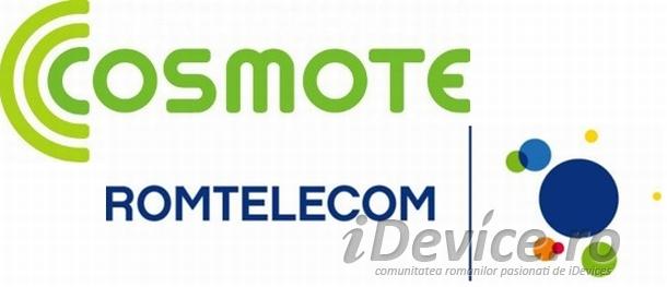 Cosmote romtelecom - iDevice.ro