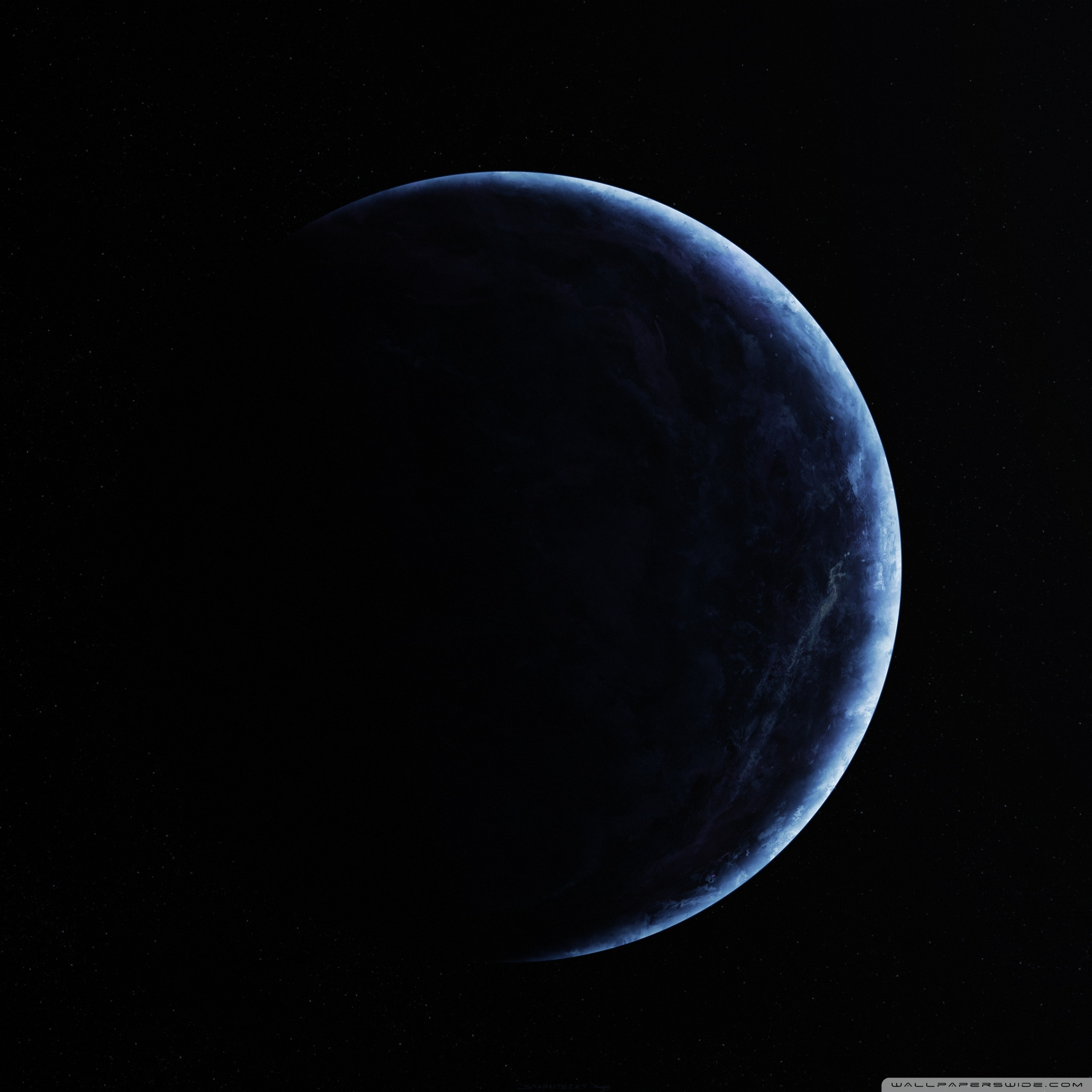 Which planet is blue-4532