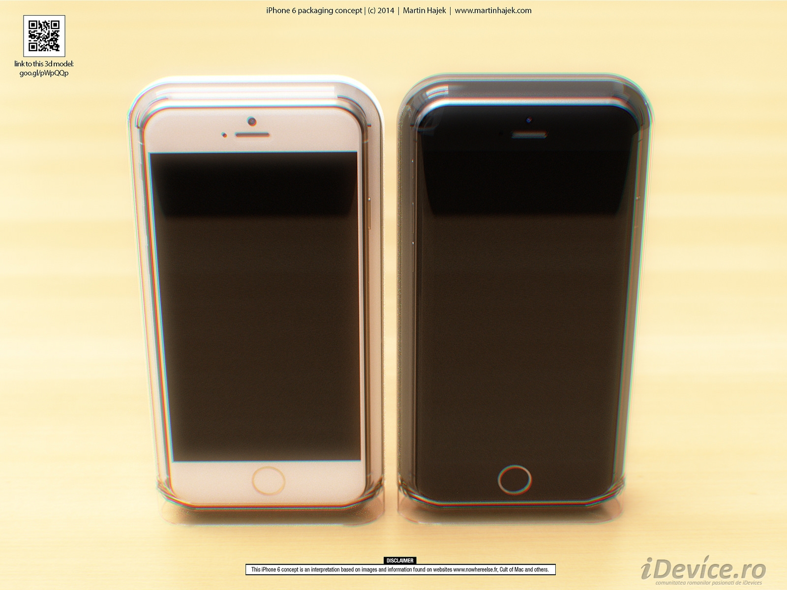 iPhone 6 ambalaj concept - iDevice.ro 5