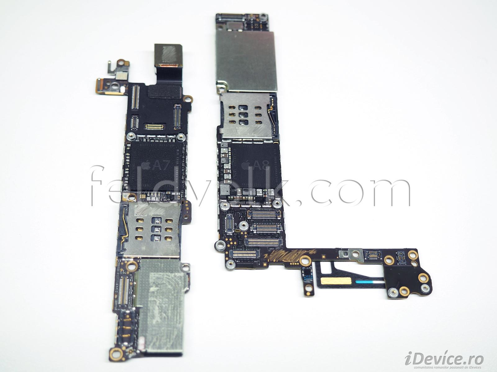 Placa De Baza Iphone