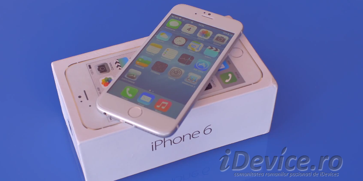 iPhone 6 clona ambalaj - iDevice.ro