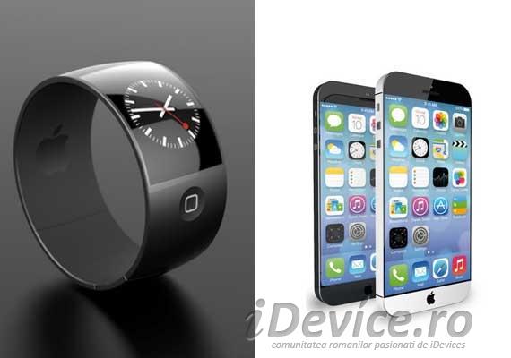 iPhone 6 iWatch - iDevice.ro