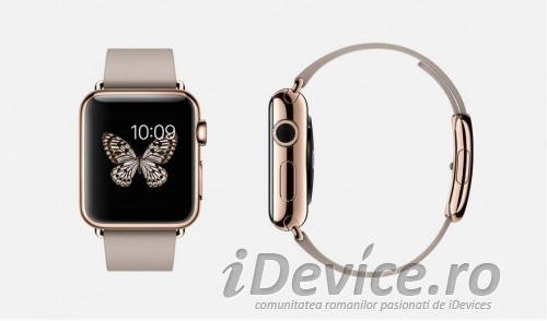 Apple Watch 38mm - iDevice.ro