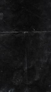 Dark Black Grunge Paper Texture iPhone 5 Wallpaper
