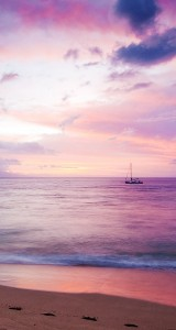 Dreamy-Sea-Bboat-Blue-iphone-5-ios7-wallpaper-ilikewallpaper_com