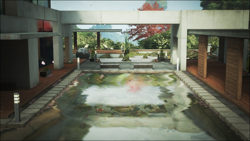 epic zen garden primul joc dezvoltat folosind unreal engine 4 si ios 8 metal a fost lansat in. Black Bedroom Furniture Sets. Home Design Ideas