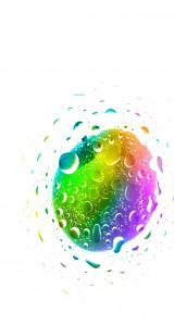 Water-Drop-Fingerprint--iphone-5-ios7-wallpaper-ilikewallpaper_com