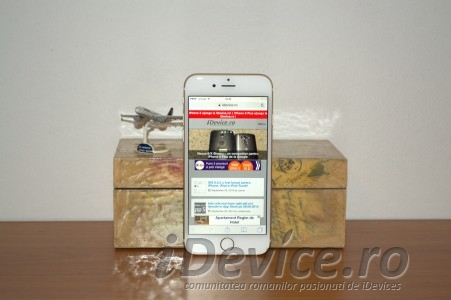 iPhone 6 romana iDevice.ro