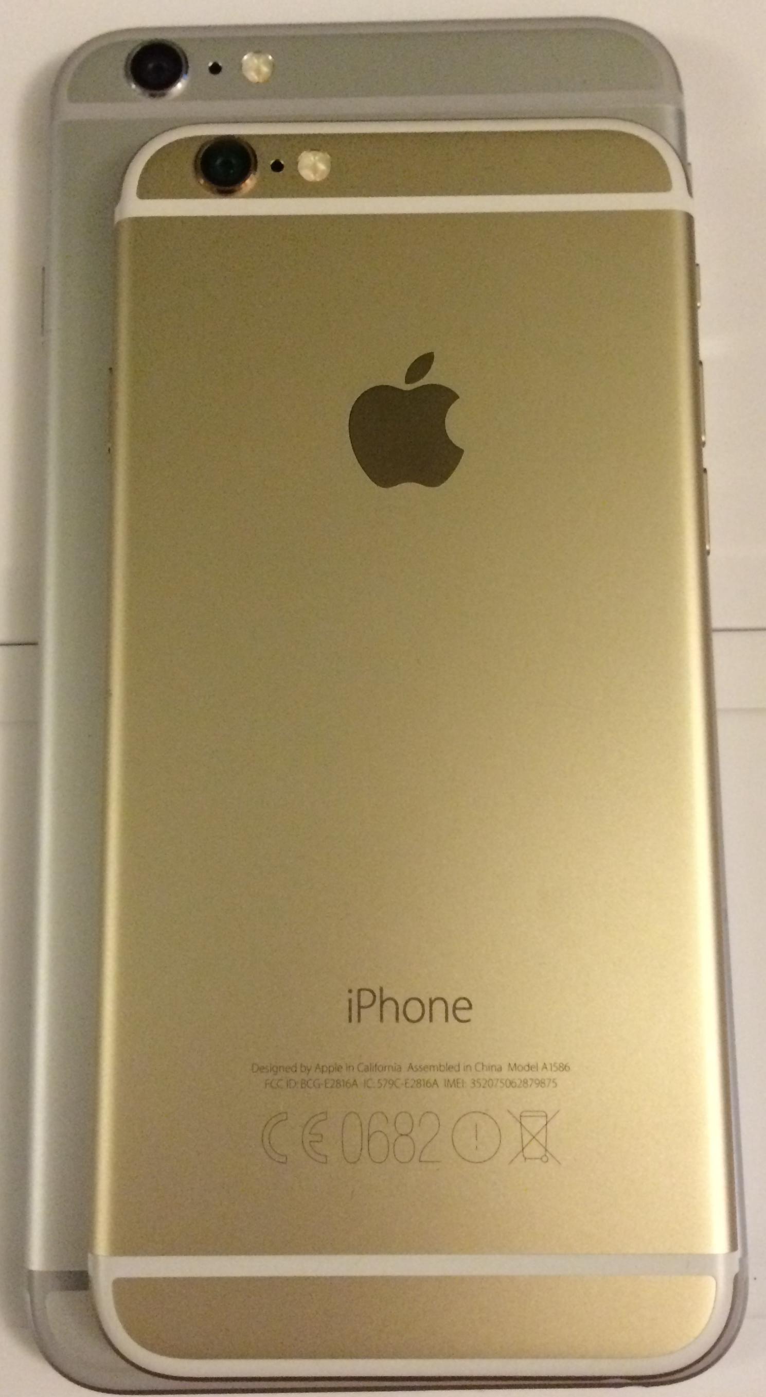 iPhone 6 vs iPhone Plus vanzari - iDevice.ro