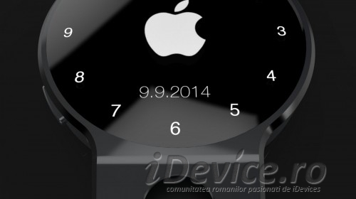 iWatch concept modern - iDevice.ro 2