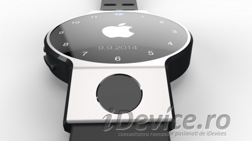 iWatch concept modern - iDevice.ro 4