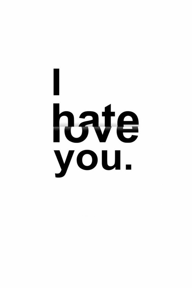 I Hate Love Wallpaper For Fb : 30 de wallpaper-uri Retina pentru iPhone, iPod Touch, iPad si iPhone 5 iDevice.ro