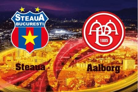 Aalborg - Steaua