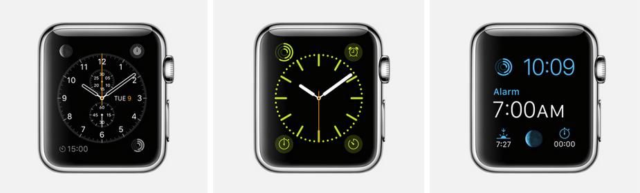 Apple Watch fete