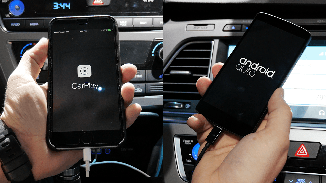 CarPlay vs Android Auto