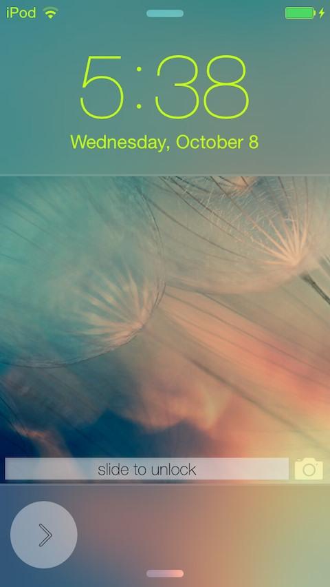 DathUI (iOS 8)