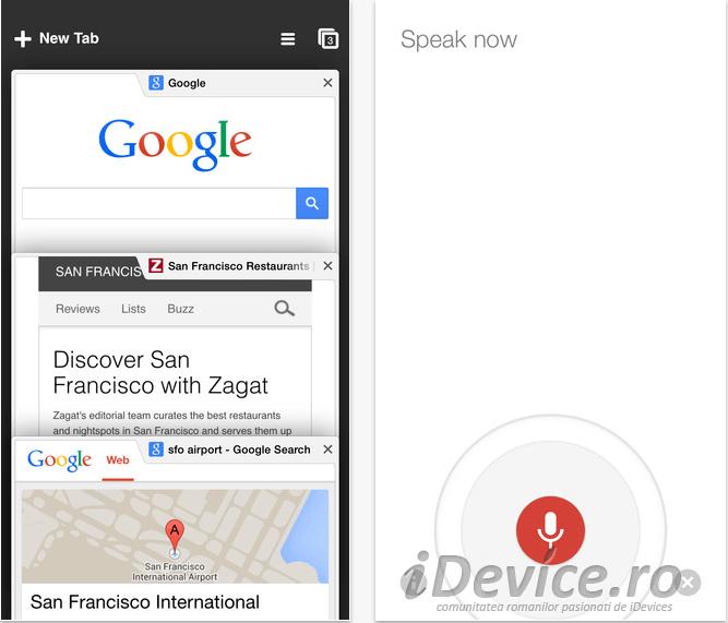Google Chrome Mobile