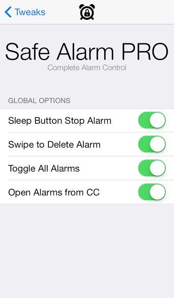 Safe Alarm PRO