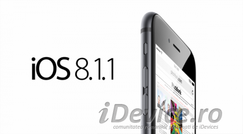 iOS 8 1 1 instalare fără UDID înregistrat pe iPhone, iPad și