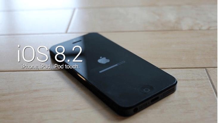 iOS 8.2 beta