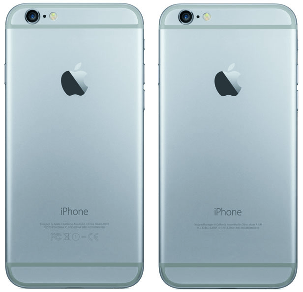 iPhone 6 marcaje carcasa