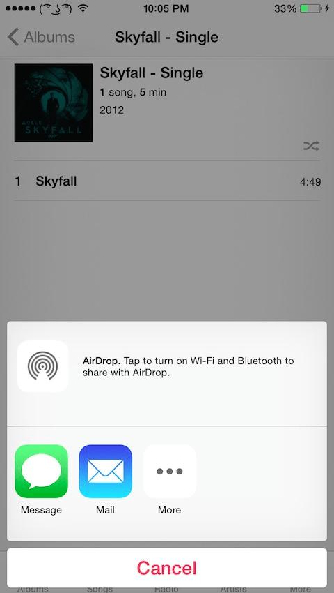 AnyDrop 3 (iOS 8 & 7)
