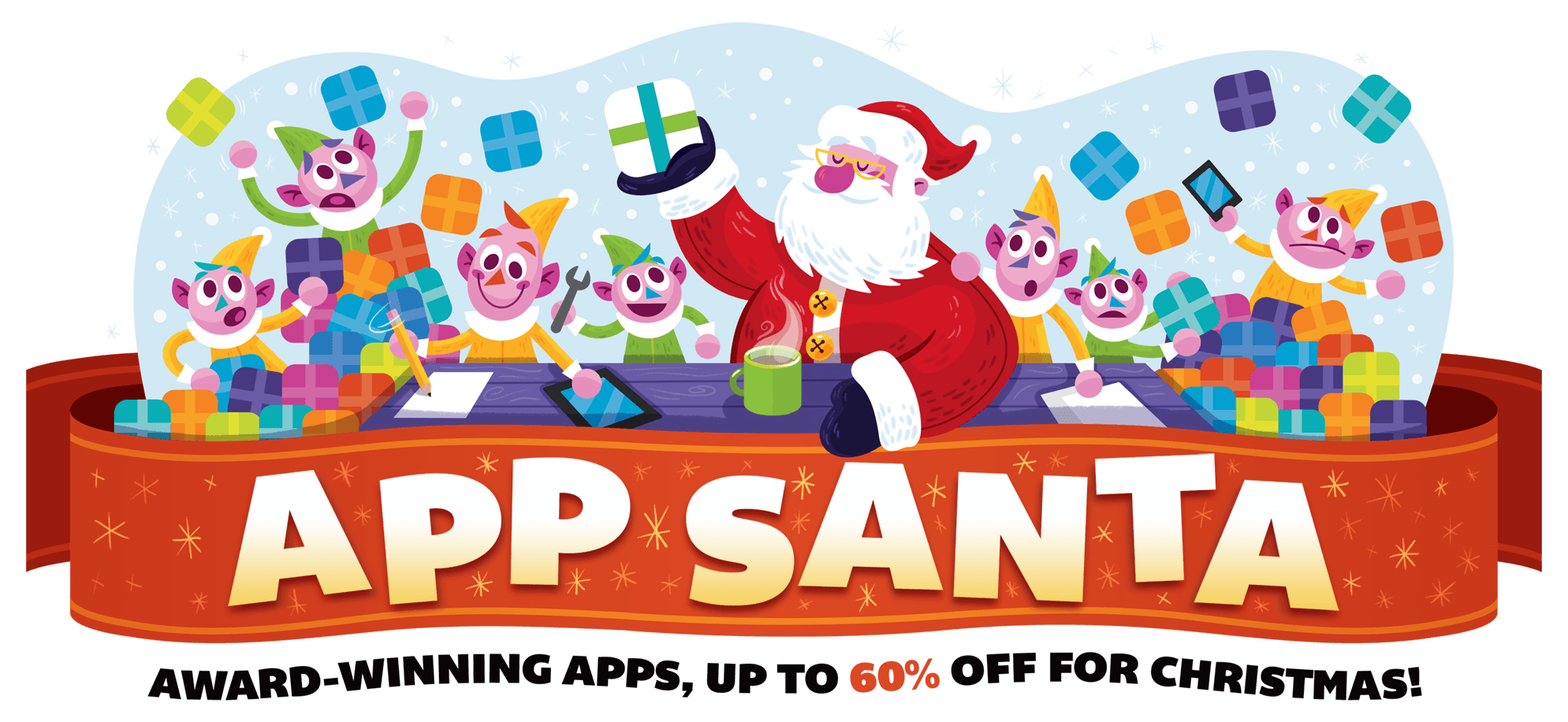 App Santa reduceri aplicatii