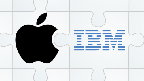 Apple IBM aplicatii