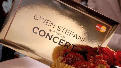 Apple Pay Gwen Stefani
