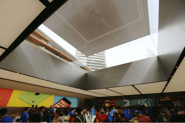 Apple Store Istanbul 3