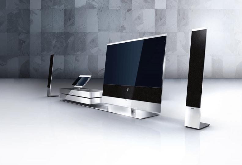 Apple TV FaceTime concept