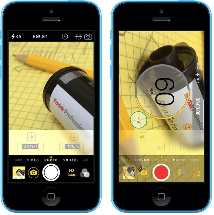 CameraTweak 3 (iOS 8)
