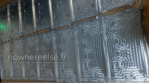 Carcasa aluminiu Samsung Galaxy S6 2