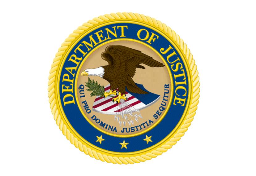 Departamentul de justitie