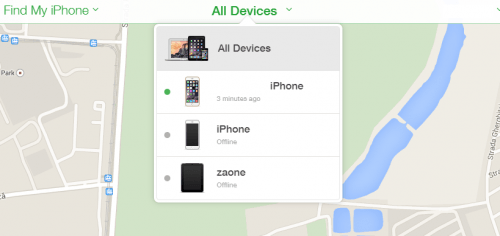 Dezactivare Find My iPhone si Activation Lock
