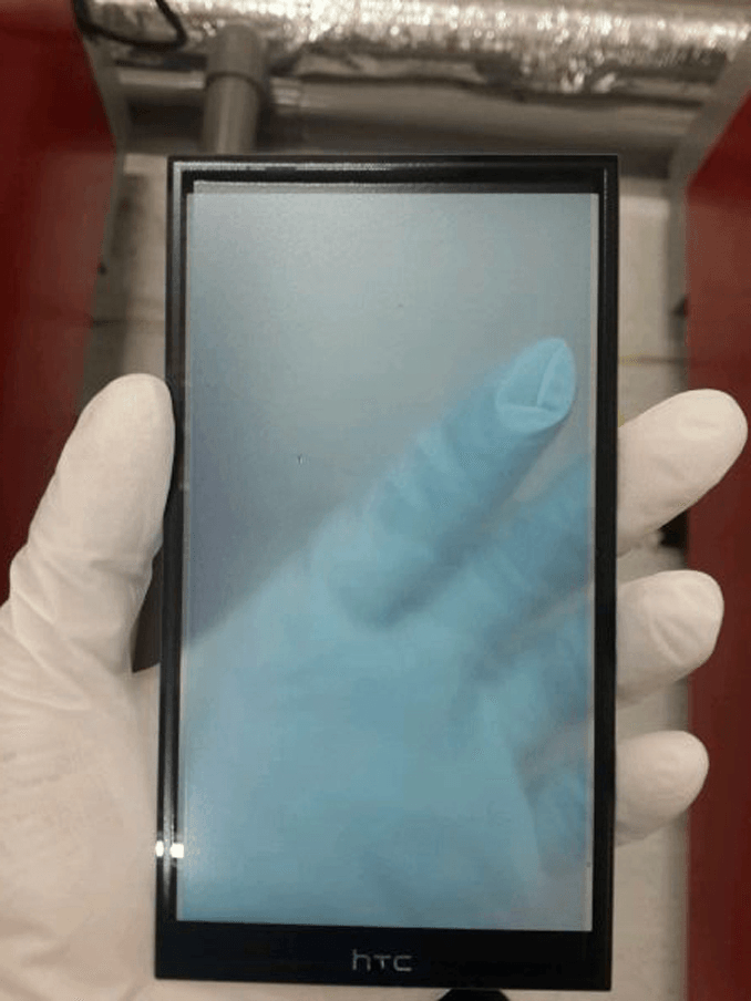 Ecranul HTC One M9 Hima
