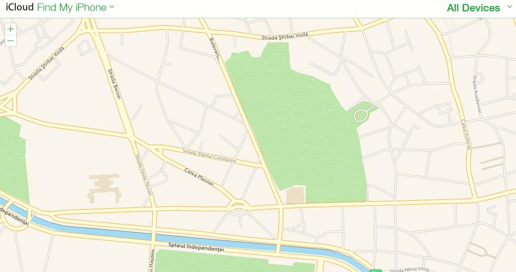 Find My iPhone Romania