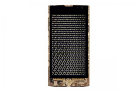 Fx0 smartphone transparent 4