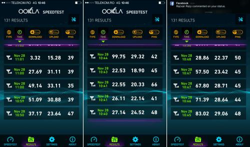 Internet 4G Telekom Romania 1