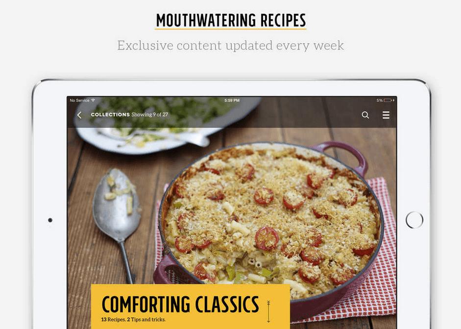 Jamie's Oliver Recipes