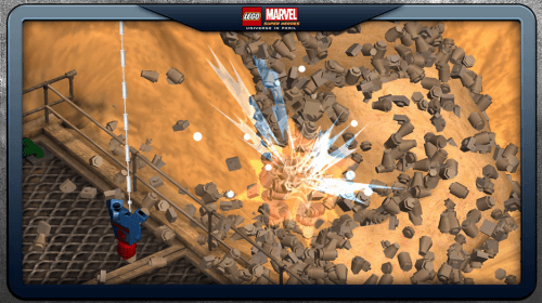 LEGO® Marvel Super Heroes Universe in Peril
