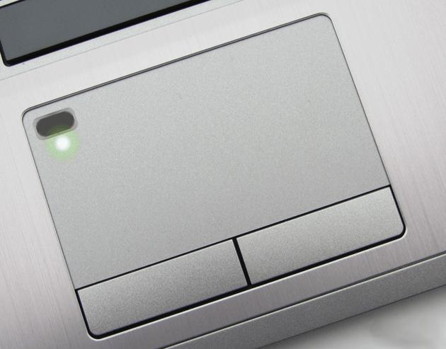 Laptop cititor de amprente