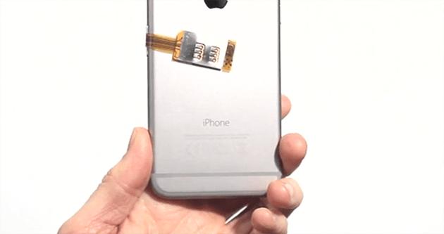 MAGICSIM ELITE DUAL SIM iPhone 6 iPhone 6 Plus