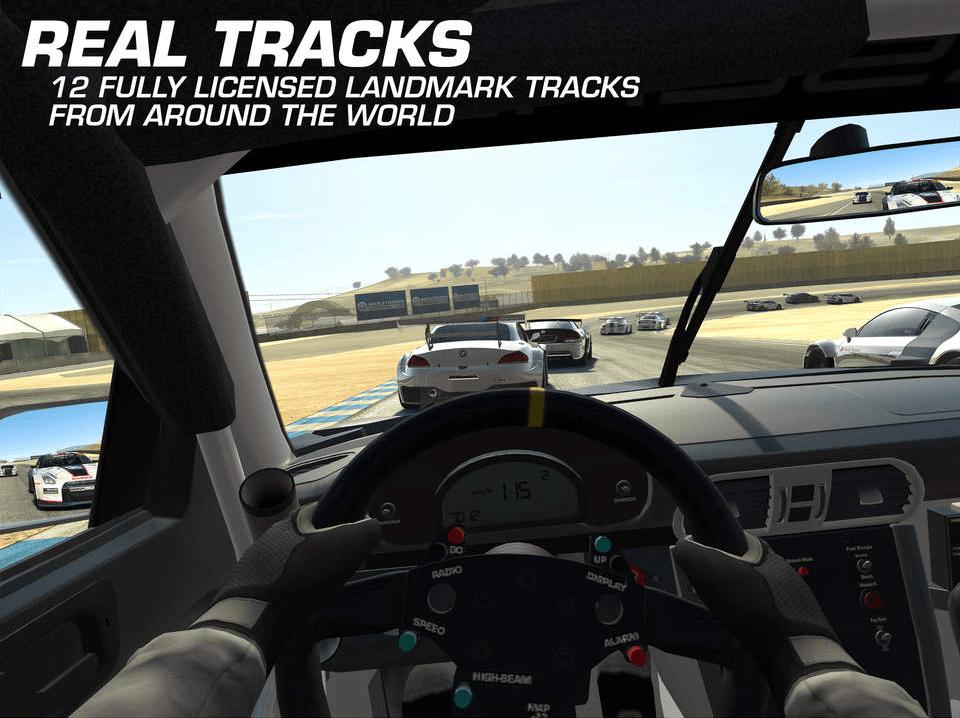Real Racing 3 Ferrari update