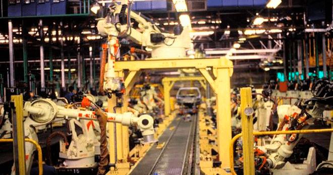 Robotii Foxconn