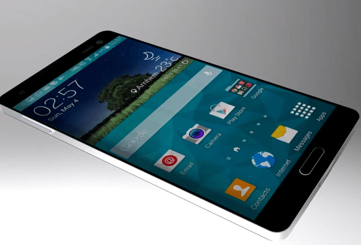 Samsung Galaxy S6 CES 2015