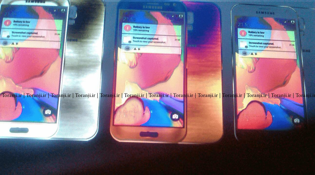 Samsung Galaxy S6 asamblat