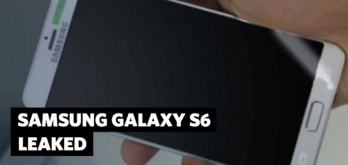 Samsung Galaxy S6 imagine 1
